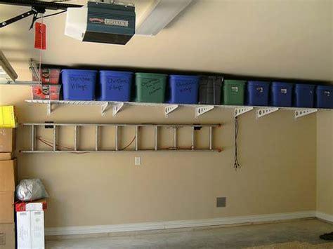Wall Storage Shelves garage storage ideas garage storage solutions