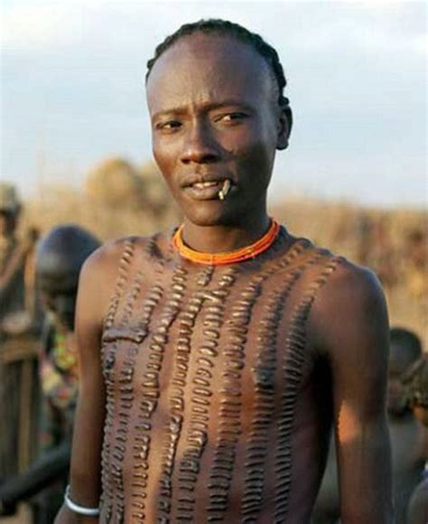 tribal copulation some african tribes engage in scarification images frompo