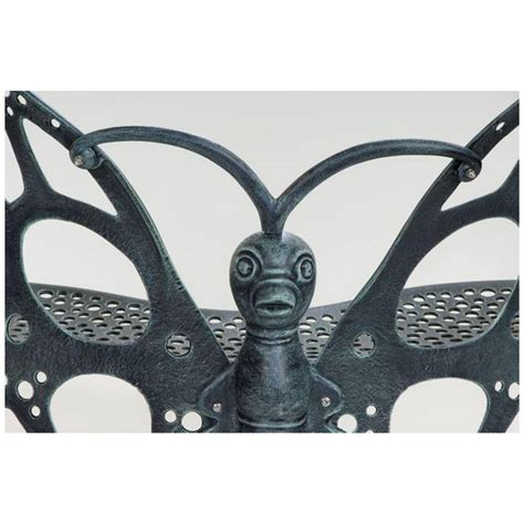 wrought iron butterfly bench wrought iron butterfly bench 28 images mid century butterfly splat wrought iron