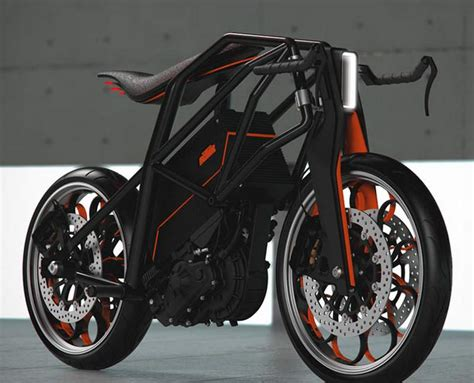 Superbike Ktm Wordlesstech Ktm Ion Concept Motorcycle