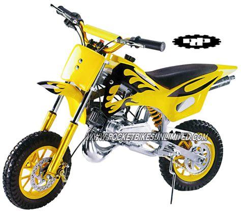 2 stroke mini dirt bike