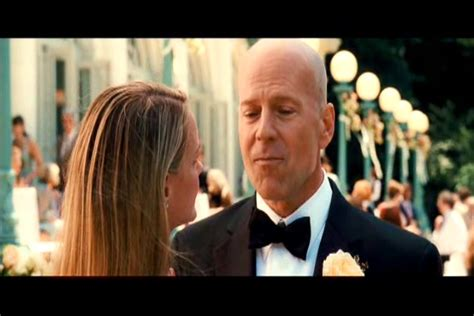 Is Bruce Willis Going Out With by Bruce Willis In Cop Out
