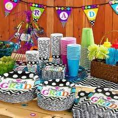 Colorful Buffet Table 103 Best Images About Graduation Party Amp Treat Ideas On