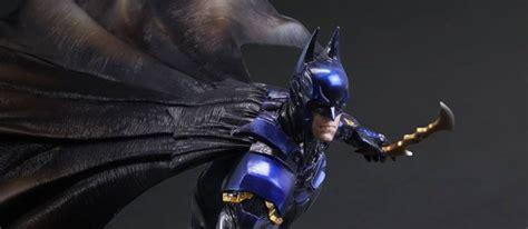 Play Arts Batman Arkham Version Limited Color Ver square enix play arts arkham batman sdcc 15