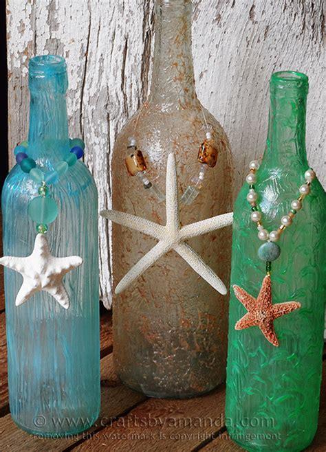 wine bottle crafts mosaic wine bottle craft crafts by amanda