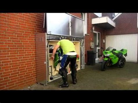 Motorradgarage Gsm by Motorcycle Storage Designs From Around The World Part 1