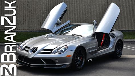 mercedes mclaren red mercedes slr mclaren 722 s youtube