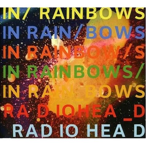 Radiohead In Rainbows by 301 Moved Permanently