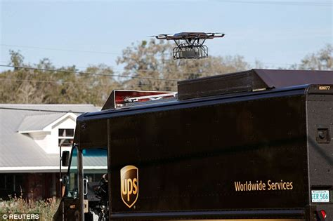 ups tests drone deliveries in florida to cut costs daily
