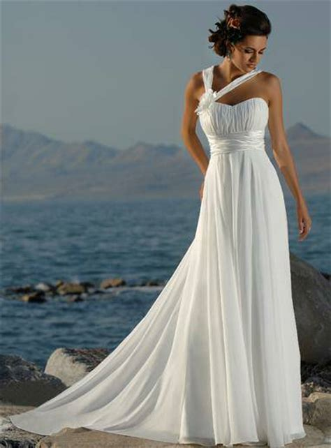 grecian wedding dresses