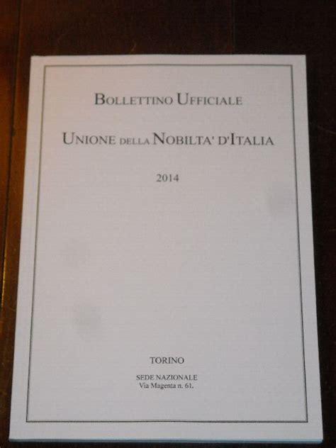 bollettino d italia bollettino annuale