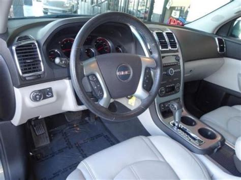 electric power steering 2007 gmc acadia interior lighting sell used 2007 gmc acadia slt 1 in 6901 us 19 new port richey florida united states for us