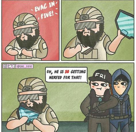 Six Meme - best 25 rainbow six siege memes ideas on pinterest