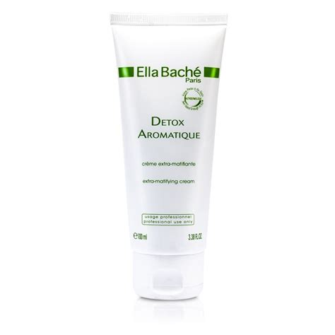 Detox Aromatique ella bache detox aromatique matifying salon