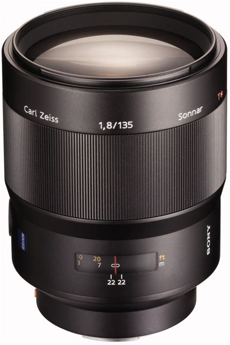 135mm F 1 8 Za Carl Zeiss Sonnar sony carl zeiss sonnar t sal 135f18z 135 mm f 1 8