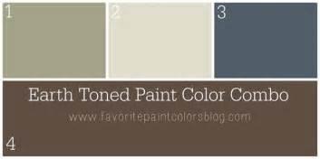 earth toned paint color combination favorite paint