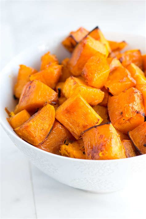 butternut squash side dishes recipes