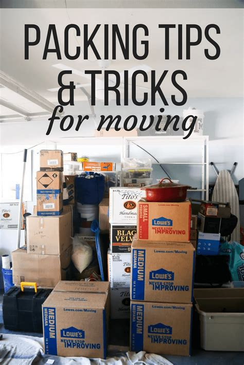 packing hacks for moving 20 packing tips to keep you organized love renovations