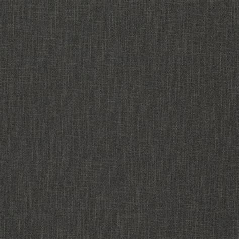 gray linen upholstery fabric 03348 t licorice solid dark charcoal gray linen look