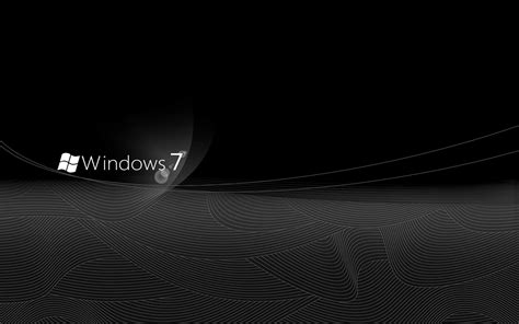 black wallpaper hd windows 7 black windows 7 wallpaper image wallpaper wallpaperlepi