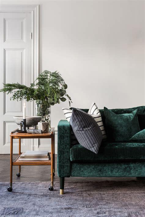 green velvet sofa cover karlstad 3 seater sofa cover green velvet sofa striped