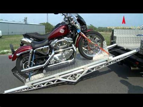 Motorrad Mieten Calgary by Knaus Deseo Prima Wohnwagen Transportwunder Und