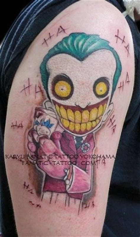 cartoon jester tattoo 17 best images about joker and harley tats on pinterest