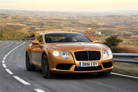 gold bentley 2013 bentley continental gt v8 review pictures price 0