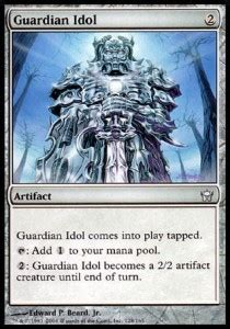 testo your guardian guardian idol carta magic magiccardmarket