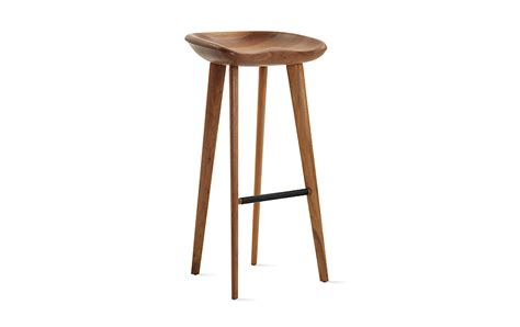 On A Stool by Tractor Barstool Design Within Reach