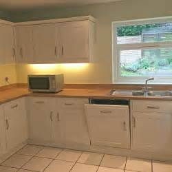 Custom Painted Kitchen Cabinets Hand Painted Kitchen Cabinets In Wetherby Expressions