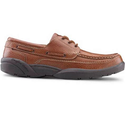 innovate comfort shoes dr comfort patrick men s therapeutic extra depth boat