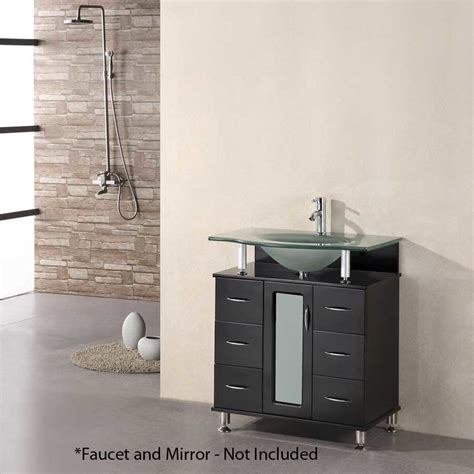 design element bathroom vanities design element 30 quot huntington single sink bathroom vanity