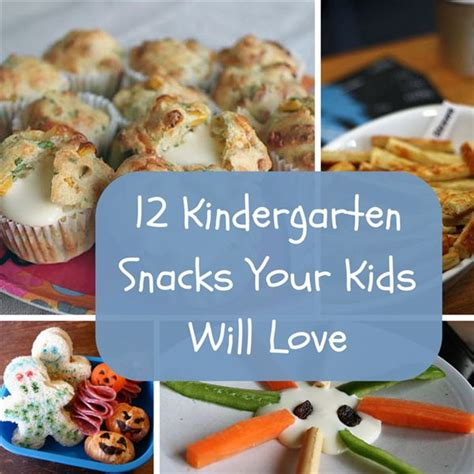 ideas kindergarten snacks 12 kindergarten snack ideas your kids will love fun easy