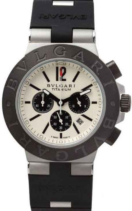 Bvlgari Premium Aaa rel 243 gio r 233 plica bulgari titanium black