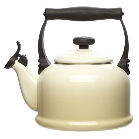 House Warming Gift Ideas Le Creuset Dune Traditional Kettle 2 1l Peter S Of