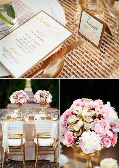 elegant and sparkly wedding ideas