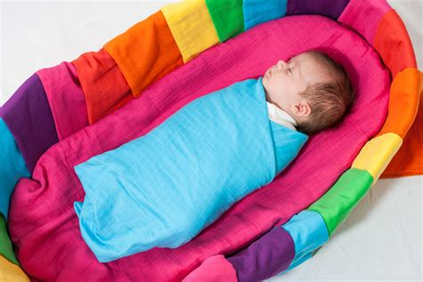 colorful baby lou colourful muslin wraps and comfort toys for