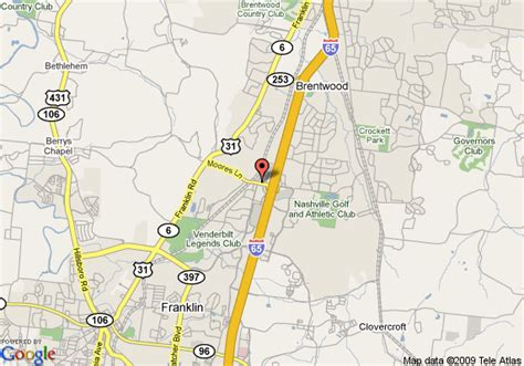 brentwood map map of sleep inn brentwood brentwood