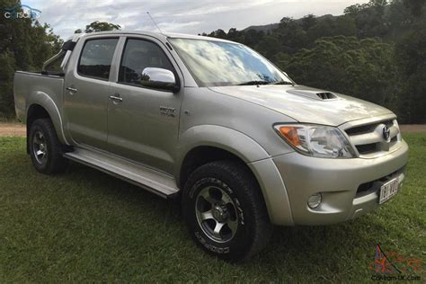 Modul Driver Turbo Fortuner Hilux Diesel Toyota Hilux 2008 Sr5 4x4 In Cooroy Qld