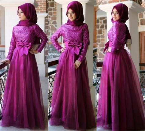 Gamis Princessa Purple Bergo muslim prom dresses search modest prom