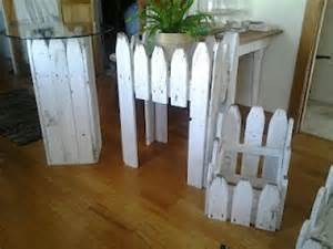 picket fence craft projects dishfunctional designs picket fences salvaged repurposed