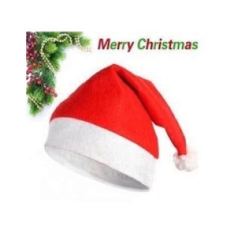 Topi Anak Natal Topi Santa Size 0 9 Month Kado Natal jual topi santa claus pesta perayaan natal christmast new