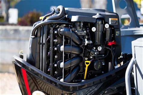mercury  pro xs  troke outboard motor review