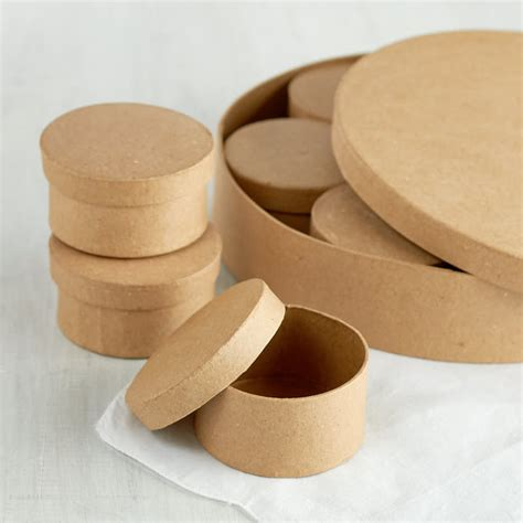paper mache craft supplies paper mache box set paper mache basic craft