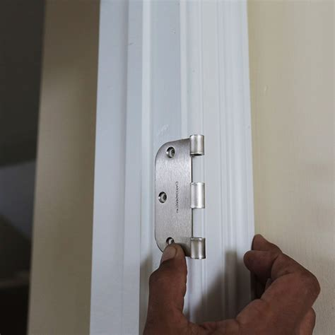 Interior Door Hinge Installation Interior Door Hinge Installation Brokeasshome