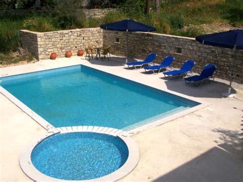 large pool bungalow gaia vita kamilari company gaia bungalows family marlon sabine den top
