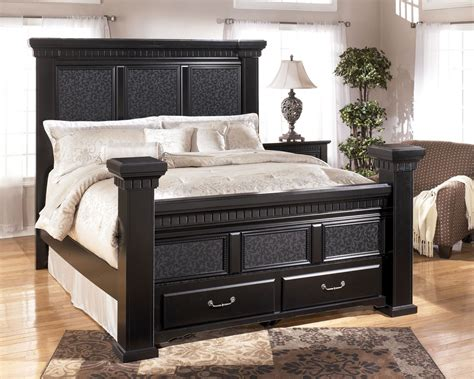 cavallino 5pc bedroom set by ashley la furniture center