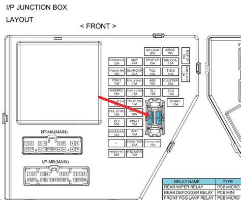 f250 rear view wiring diagram display fuse trailer