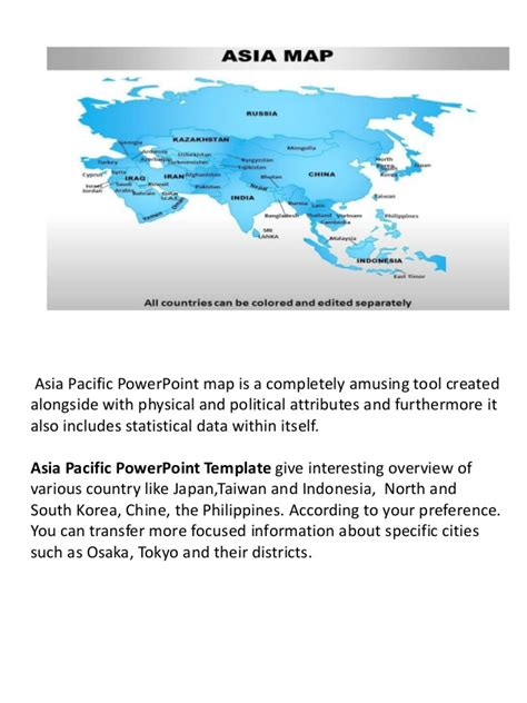 effective powerpoint templates effective powerpoint ppt template for asia pacific map